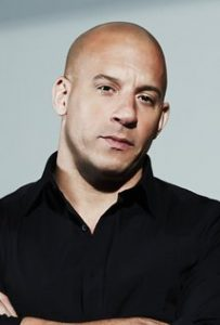 Vin Diesel - new Riddick movie